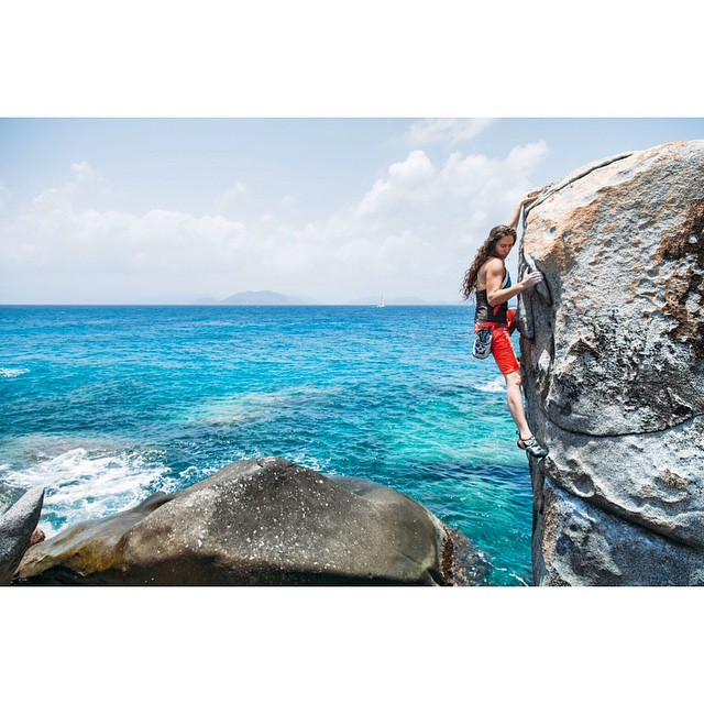 Virgin Gorda. Photo by Julie Ellison.